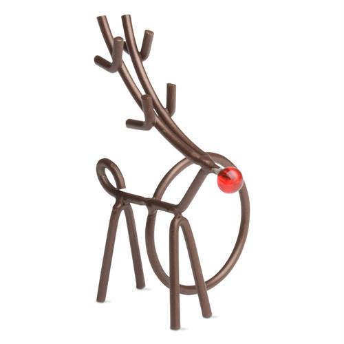 Nice Reindeer Napkin Ring (204018) Idea