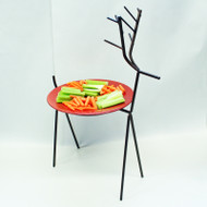 Reindeer Plate Stand (205046)