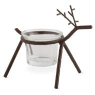 Woodland Reindeer Votive Holder (670072)
