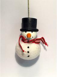 Snowman Ornament (26270)