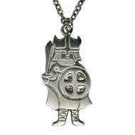 Viking Pewter Pendant (5020)