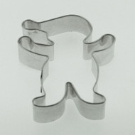 Santa Tomte Boy Cookie Cutter (186SB)