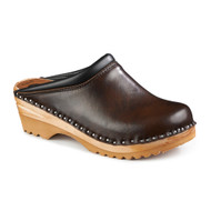 Rembrandt Clogs in Cola Brown - Women & Men (6082-017)