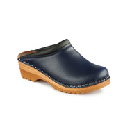 Rembrandt Clogs in Dark Blue - Women & Men (6082-043)