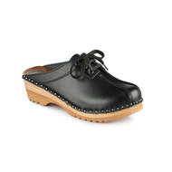 Audubon Clogs in Black (6867-011)
