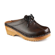 Audubon Clogs in Cola Brown (6867-017)