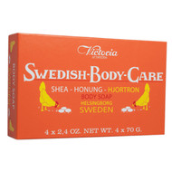 Victoria of Sweden Cloudberry Soap - Gift Set (504003)