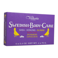 Victoria of Sweden Blueberry Soap Gift Set (504007)