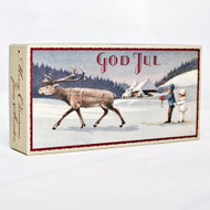 Victoria Christmas Soap - Reindeer (505021)