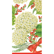 Snowball Hydrangea Paper Guest Towel Napkins (13441G)