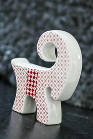 """Ceramic Julbock - 5"""" (10502)"""