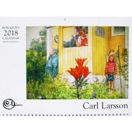 Carl Larsson Wall Calendar by Berquist - 2018 (32551)