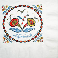 Var So God Swedish Luncheon Napkins (93951)