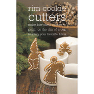 Rim Cookie Cutters - Set of 3 - (245)
