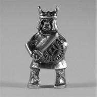 Viking Figure- Pewter - (5054)