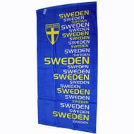 Sweden Beach Towel  - (50252)