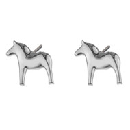 Dala Horse Earrings (Posts/Stick) - (62916)