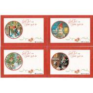 God Jul Note Cards - Jenny Nystrom - (66-0585)