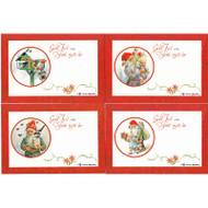 God Jul Note Cards - Jenny Nystrom - (66-0605)