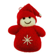 Tomte Santa Ornament - (H1-1127)