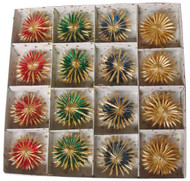 Straw Ornament Assortment - (H1-4)