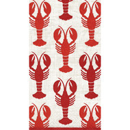 Lobsters Paper Guest Towel Napkins - 11300G