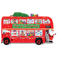 Advent Calendar - Double Decker Bus (ADV260)