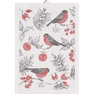 Ekelund Tea/Kitchen Towel - Vinterfagel (Vinterfagel)