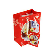 Gift Bag - God Jul Tomte Nisse (11723501)