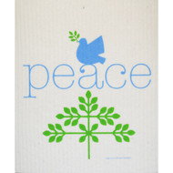 Swedish Dishcloth - Peace (219.33)