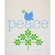 Swedish Dishcloth - Peace (219.33)
