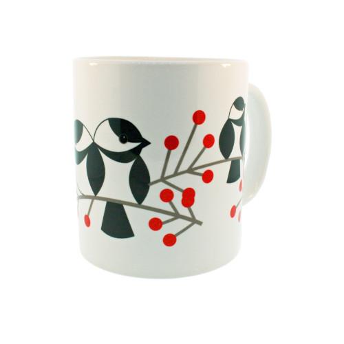 Ceramic Mug - Chickadee (190.07)