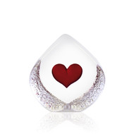 "Global Icon Heart (Small) - by Mats Jonasson - 2"" (33272)"
