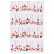 Dish Towel/Kitchen Towel - Gnome Print (217712)