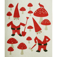 Swedish Dishcloth - Nordic Christmas Gnome (70074)
