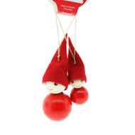 Tonttu Christmas Elf Ornament Set - Tonttusetti (B6417)