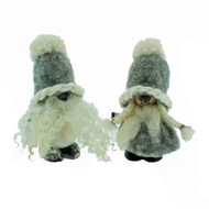"Wool Tomte - Grey -3 3/4"" (7011G)"