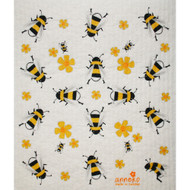 Swedish Dishcloth - Honey Bees (DT1615)