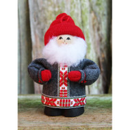 Nordic Tomte Ornament (13166)