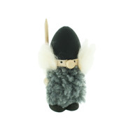 "Viking with Fur Coat & Spear - 3.5"" (4011)"