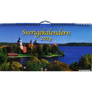 2019 Calendar - Sweden Panorama (91016)