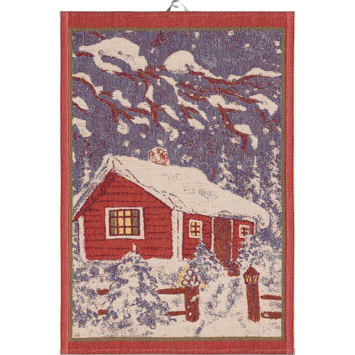 Ekelund Tea/Kitchen Towel - Tomtebo (Tomtebo)