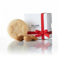 KLAR Christmas Almond Soap - 125g - 4.4 oz. (100641)
