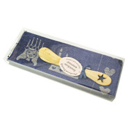 Lucia Kitchen Towel & Butterknife Gift Set (346-16)