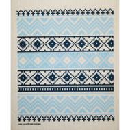 Swedish Dishcloth - Knit Blue (218.15B)
