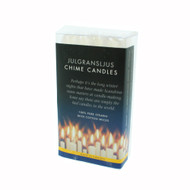 Swedish Chime Candles - 15 Pk. Julgransljus (623W)