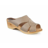 Mariah Clog-Sandals - Clay - Women's - Original Sole Collection (373-299)