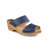 Karin Clog-Sandals in Persian Blue - Women's (6381-293)
