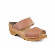 Karin Clog-Sandals in Desert Pink - Women's (6381-278)