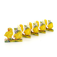 Paper Cutout - Easter Chicks (Parkyckling) (BK-17)